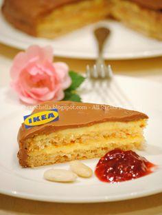 Ikea DAIM torta | cuppies, cakes & pies | Pinterest | Ikea Almondy Daim Taart Recept