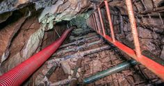 La storia della Grotta Luftloch sul Carso triestino dove dal 2000 si scava per arrivare all'acqua. «È come realizzare un sogno metro dopo metro»