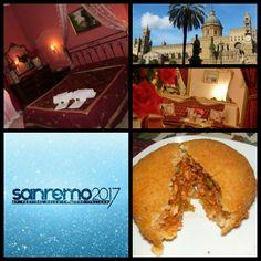 Stasera guardando #sanremo2017 gustando una buona arancina #palermo #folklore #vacanze #booking #hotel #visit #sicily #instagram #relax https://t.co/6Ec4XcVXHh