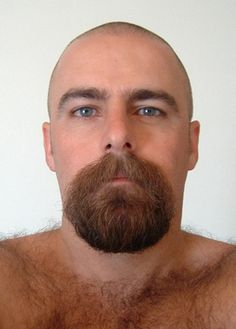 beard styles bald guys - Google zoeken