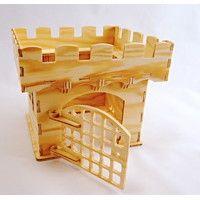 TVRZ SOVINEC,  wooden toys, wooden houses, toys