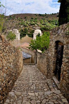 Corsica, Scarlett, Natural, Road Trip, Scenery, Sidewalk, Patio, Mansions, Architecture