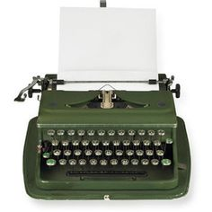 The worldwide only remaining manufacturer declared closed, typewriter becomes history