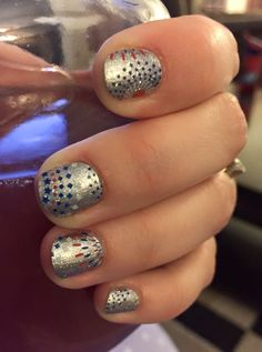 "4th of July Jamberry Nail wraps (""Ka Boom"")  Shop at Ladisa.jamberry.com"