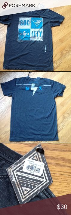 SOCIETY T-SHIRT Brand new with tags. Never worn only tried on. Bought at Buckle. Buckle Shirts Tees - Short Sleeve