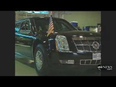 President Obama New Ride: A 'Beast' of a Limo