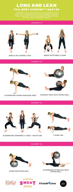 Wanna look long and lean? Give this full body tabata workout a try! Wanna look long and lean? Give this full body tabata workout a try! Cardio Workout At Home, Tabata Workouts, At Home Workouts, Workout Fitness, Body Workouts, Workout Routines, Boxing Workout, Workout Ideas, Workout Challenge