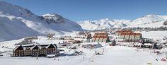 NL. Skioord Las Leñas te Mendoza. FR. Station de Ski Las Leñas à Mendoza. DE. Skigebiet Las Leñas in Mendoza. EN. Ski area Las Leñas in Mendoza