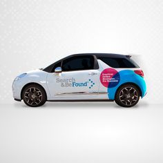 Search & Be Found Car - Design