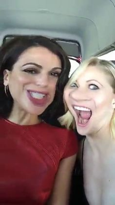Lana and Emilie from Emilie Snap Chat