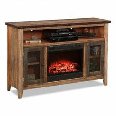 Ifd967firep Fireplace Tv Stand Inserts Entertainment Furniture Centers
