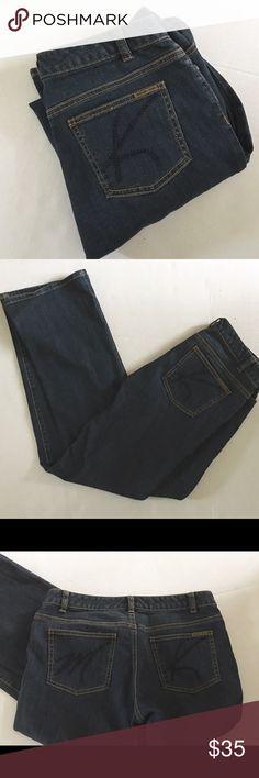 🔴CLEARANCE🔴Michael kors denim Excellent condition Michael kors jeans 6 Michael Kors Jeans