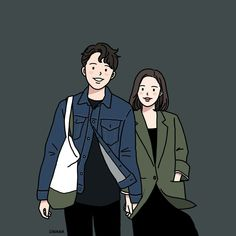 Drawing ideas couples sketches character design 31 ideas for 2019 Cute Couple Drawings, Couple Sketch, Cute Couple Art, Cute Drawings, Korean Illustration, Couple Illustration, Illustration Artists, Character Illustration, Fanarts Anime