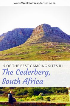 Camping in the Cederberg is definitely a bucket-list experience. Not only is there so much to see and do there, the Cederberg is also suitable for everyone. If you're looking for adventure there are epic climbing crags and multi-day hikes. Great Places To Travel, Ways To Travel, Travel Tips, Amazing Destinations, Travel Destinations, Continents And Countries, Colorado Hiking, Camping Life, Camping Hacks