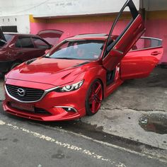 Mazda 6 Sedan, Mazda 3 Hatchback, Mazda 6 Wagon, Sweet Cars, Cars And Motorcycles, Dream Cars, Zoom Zoom, Jdm Cars, Random Stuff