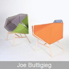 Joe Buttigieg - Tess Chair
