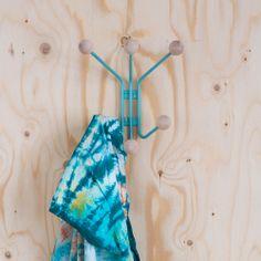Bill XS Hanger, Turquoise, Maze #news #design #designnews #designnyheter #vårnytt #spring #springnews #royaldesign #decor #inredning #interiordesign #homedecor #maze #heminredning #trend #trends #2014