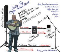 Rig & Setup Diagram 2014 - Setup with Soloamp