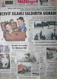 Milliyet gazetesi 27 nisan 1977