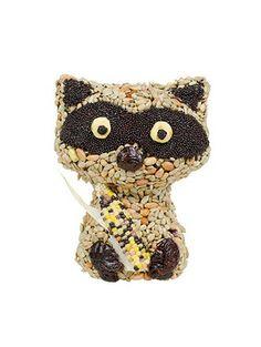 WBU Raccoon Seed Cylinder - 24 oz   Isn't this cute???!!!! and less than twenty bucks.