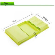 5 Pockets House Sofa Chair Couch Table Top Arm Rest Organizer Tray Storage Bag Oxford Clothe Storage Bag For Living Room