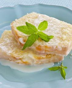 Bonnie Plants Herb Tags- lemon verbena tea cake, to do before my lemon verbena dries out!
