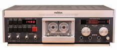 REVOX B710 MkII Cassette Deck - 1982