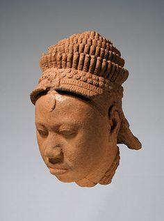 Ife Terracotta Head, Ife, Nigeria