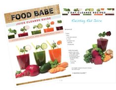 Need A Reset? Try The Food Babe 3-Day Juice Cleanse! - Food Babe