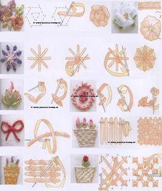 Silk Ribbon Embroidery Techniques #needlework