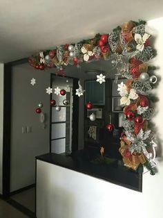 Christmas decoration 2017 – 2018 http://comoorganizarlacasa.com/en/christmas-decoration-2017-2018/ Decoración navideña 2017 - 2018 #Christmas #Christmasdecor #Christmasdecoration2017-2018 #christmasdecorationideas