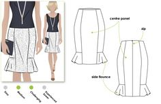 Style Arc instructions are notoriously hard to follow, but someone who has sewn a few projects could do this with the help of a teacher.