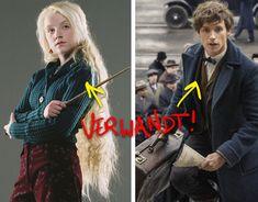 Nach Hogwarts wurde Luna Lovegood Naturforscherin und traf bei ihrer Arbeit Rolf Scamander, den sie später heiratete. Rolf Scamanders Großvater ist Newt Scamander, der Held des kommenden Films Phantastische Tierwesen & wo sie zu finden sind.   37 Fakten, die Dich komplett neu auf Harry Potter schauen lassen