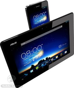 ASUS PadFone Infinity - kind of weird. Kind of desirable. Kind of expensive.
