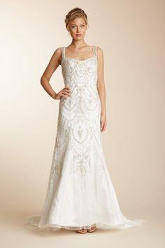 Bridal & Co.  Christina Wu Crystal & Bead Gown