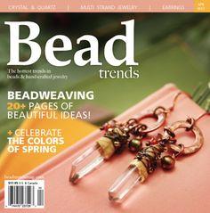Bead Trends Magazine April 2012 | Northridge Publishing