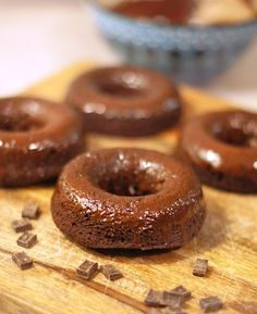 Grain, nut, & dairy free donuts.  I have been looking for a baked goods recipe and have all the ingredients!
