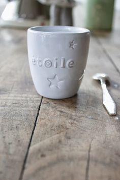 Mug étoile de chez MDM (Image de chez coco & )