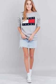 Tommy Jeans For UO 90s Tee Urban Outfitters (With images