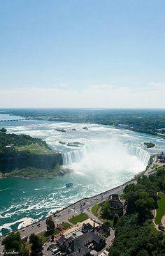 Niagara Şelalesi  ♥♥♥ Niagara Falls