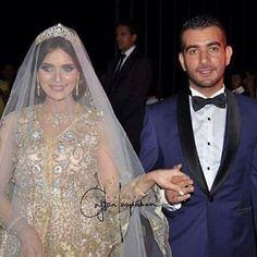 Morrocan Dress, Moroccan Bride, Moroccan Wedding, Moroccan Caftan, Arab Wedding, Elegant Wedding Gowns, Bride Look, Mode Style, Traditional Dresses