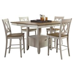5pc Diana dining set