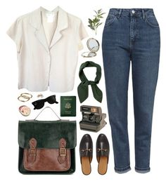 5147a2fbfcb8 redbone by beachy-palms ❤ liked on Polyvore featuring agnès b.
