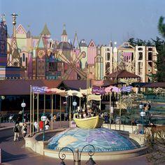Disneyland Park, Fantasyland - It's A Small World, Disneyland Paris
