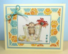 Splish, Spash by Rica - Cards and Paper Crafts at Splitcoaststampers