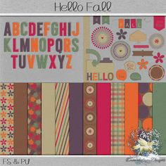 Dreamn4ever Designs: WLS Lovely Colors Kit