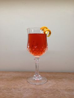 Perfect #Negroni #cocktail