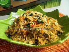 Resep Bihun Goreng Spesial Pedas | Resep Masakan Indonesia (Indonesian Food Recipes)