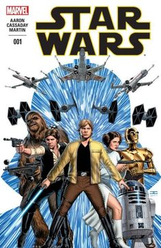 Check out Star Wars (2015-) #1 on @Marvel