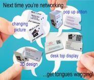 Concertina Leaflets & Mini Folded Brochures - PopUp Mailers